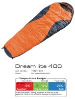 Deuter-2016 DREAM LITE 400